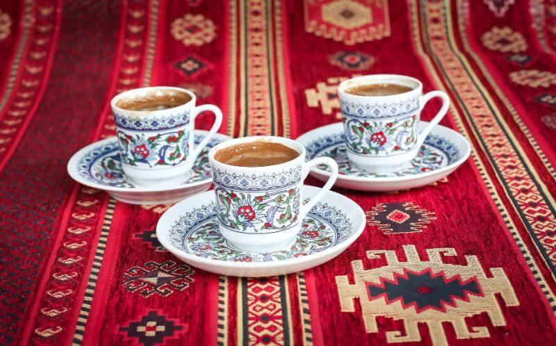 Gastronomía turca: saboreando herencias milenarias, Artesanía de Turquía
