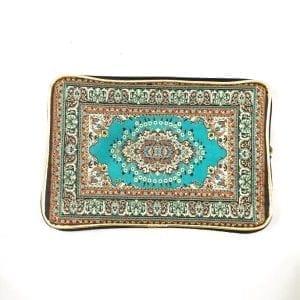 Funda de tablet de tela turca