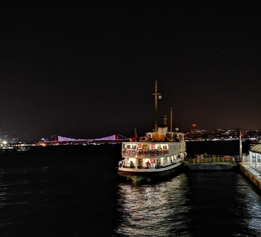 Los barcos de Estambul: cruzando de Europa a Asia, Artesanía de Turquía