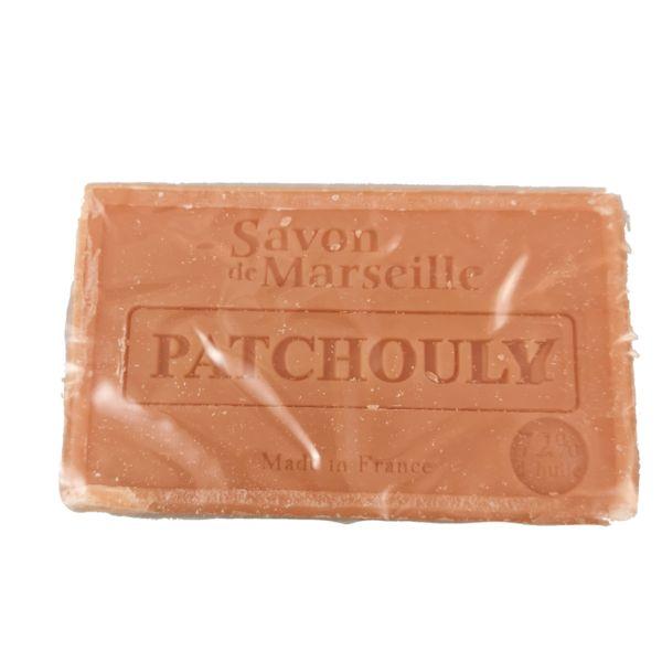 jabón de patchouly