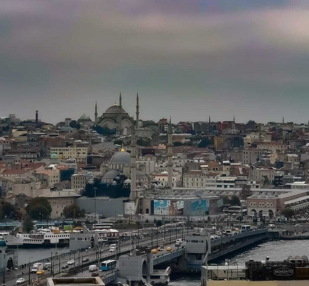 el embrujo de Estambul