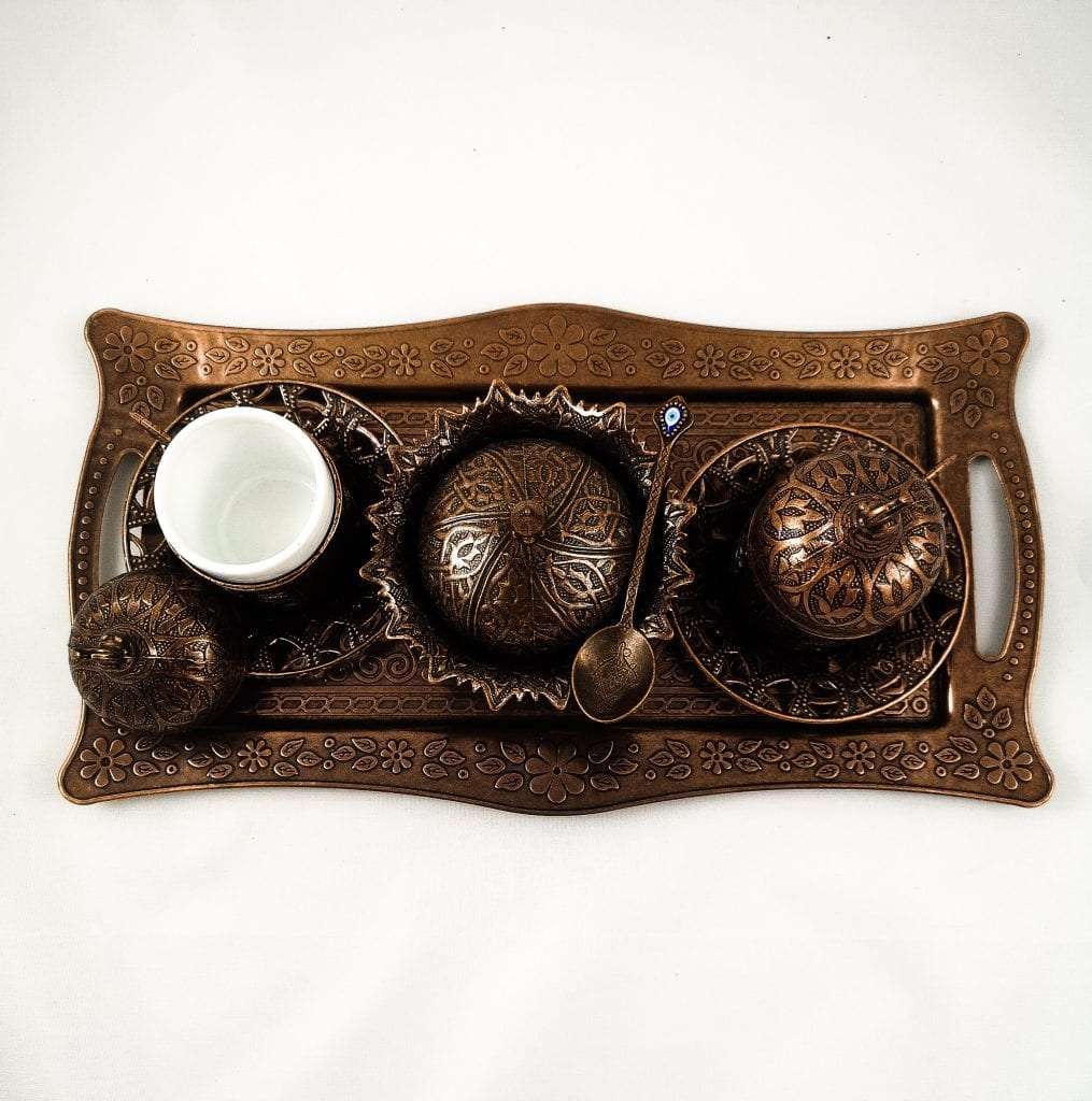 juego de cafe turco