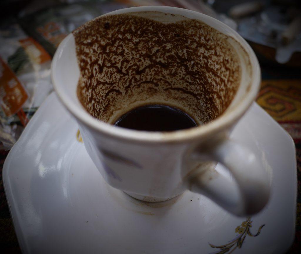 El café turco: origen, preparación y tradiciones, Artesanía de Turquía