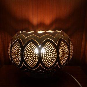 Lámpara de calabaza Bodrum Yarim