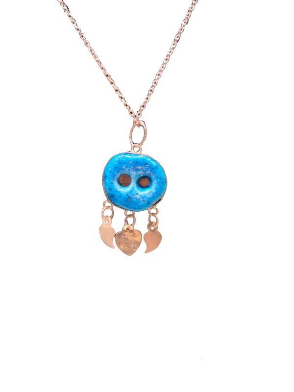 Amuleto asirio contra el mal de ojo