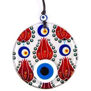 Amuleto ojo turco de cristal
