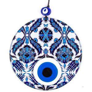 Amuleto ojo turco cristal