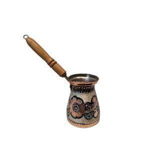 Cezve para preparar café turco